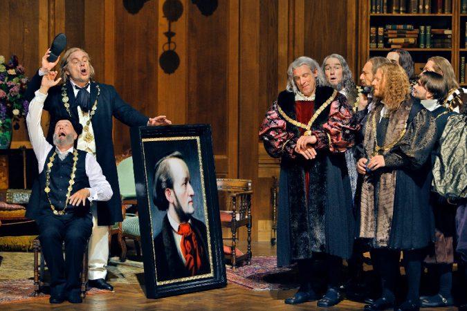 Mästersångarna i Bayreuth – en försoning med Wagner