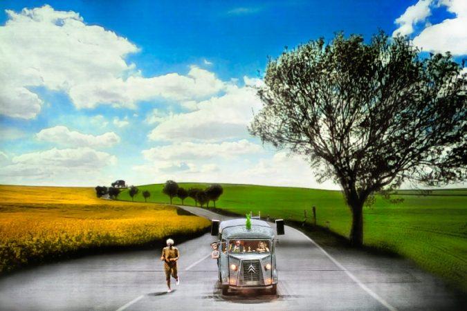 Tannhäuser på roadmovie till Bayreuth