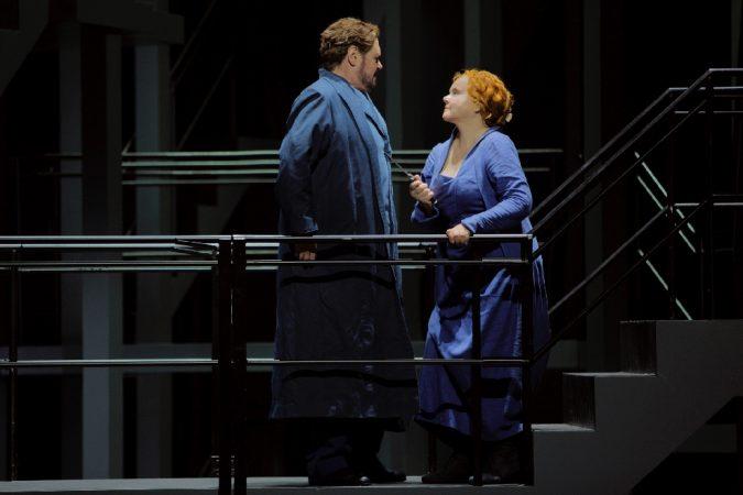 Tristan och Isolde i Bayreuths kärlekslabyrinter